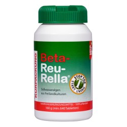 Beta-Reu-Rella, 640 Tabletten