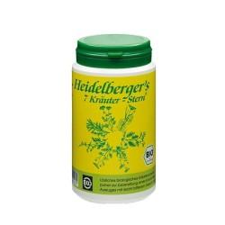 Heidelberger's 7 Kräuterstern Pulver BIO 100 g