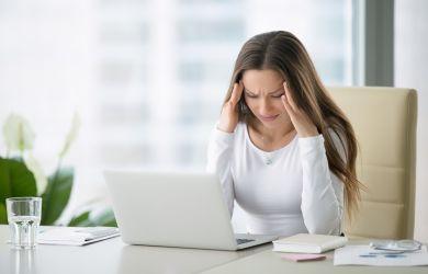 starke Migräne
